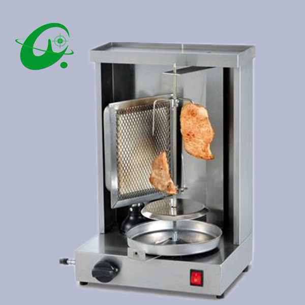 Small  Brazil barbeku gas Grill chinese gas doner kebab machine hot sale korean barbecue grill