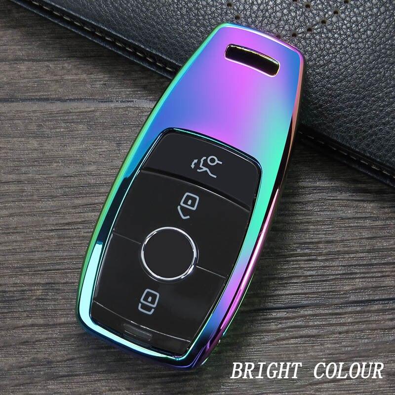 Zinc Alloy Car Key  Case  For Mercedes-Benz W177 W205 W213 W222 A205 A217 A238 S205 S213 C205 C217 C238 C257