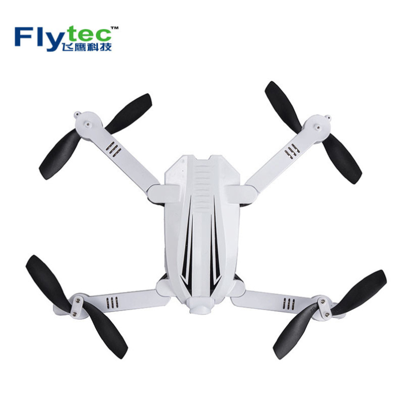 Flytec Mini Foldable RC Drone T13 RC Selfie Drone With Wifi Fpv Wide Angle Camera mini drone quadcopter Rc helicopter mini drone rc helicopter quadrocopter headless model drons remote control toys for kids dron copter vs jjrc h36 rc drone hobbies