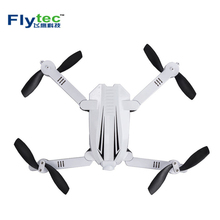 Flytec Mini Foldable RC Drone T13 RC Selfie Drone With Wifi Fpv Wide Angle Camera mini drone quadcopter Rc helicopter