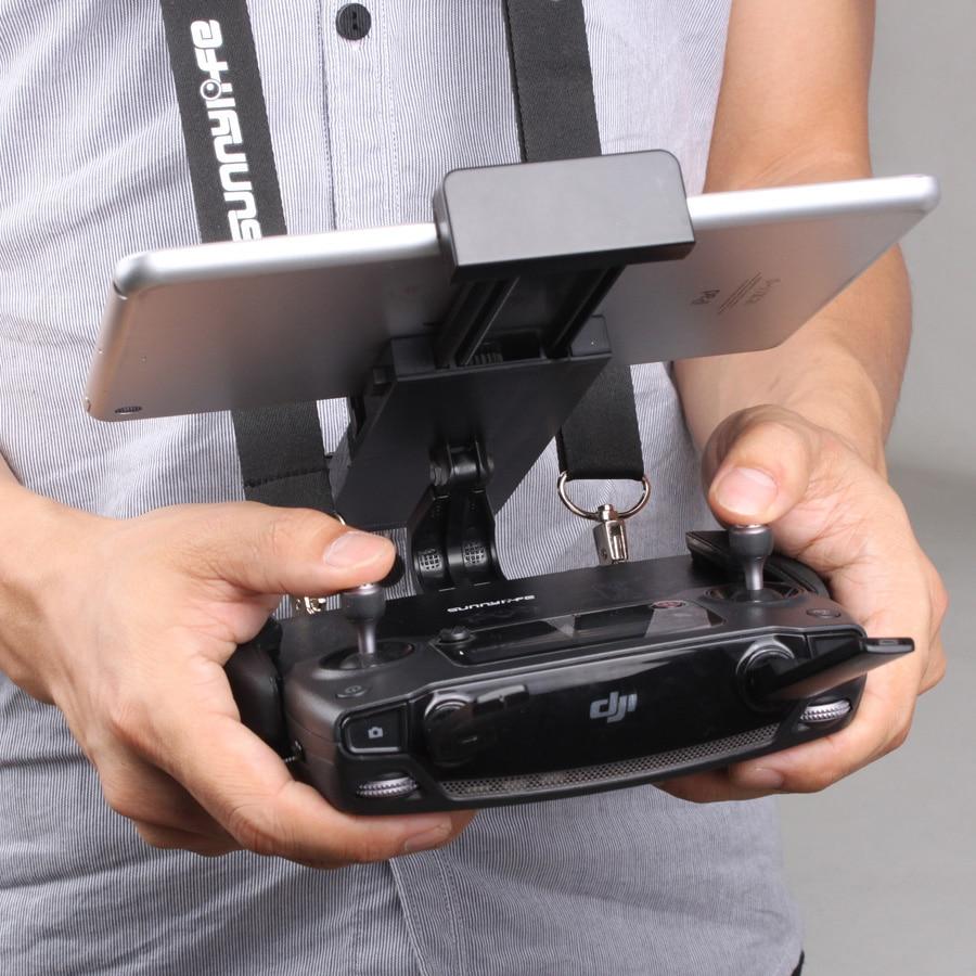 Remote Controller Tablet Supporto Della Staffa Smartphone Pieghevole Supporto Esteso Multifunzione per DJI MAVIC PRO MAVIC 2 - 6