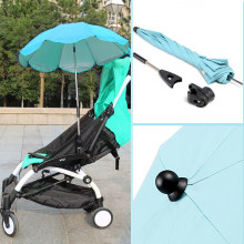 Children Stroller Accessories Umbrella For A Stroller Kids Kinderwagen Accessories Baby Adjustable Folding Strollers Accessory(China)