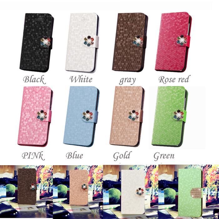 8 colors flip case for Case For Nokia Lumia 435 Mics