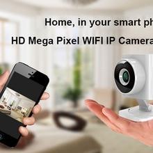 Z-BEN Smallest 1280X720P HD IP Camera IPBM22 Wireless Mini Size 1.0MP Indoor Use Netowrk CCTV Camera Motion Detection TF Card