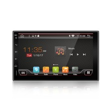 7″ Android 5.1 Autoradio GPS Bluetooth Navigation Car Stereo Player 1024*600 Touch Screen 2 DIN witt USB 3G WIFI USB Rear Camera