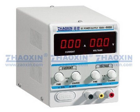 Fast arrival Digital RXN605D Linear DC Power Supply 0-60V Outpur Voltage 0-5A Output Current cps 6011 60v 11a digital adjustable dc power supply laboratory power supply cps6011
