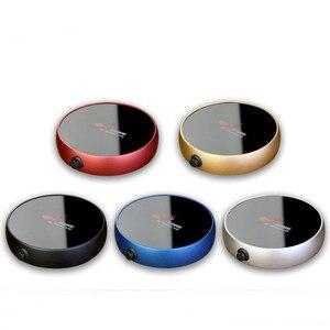 Image 5 - Przenośne elektryczne podstawki grzewcze bojler pulpit kawa herbata mleczna cieplej podgrzewacz kubek kubek ocieplenie tace 5 kolorów Office Home