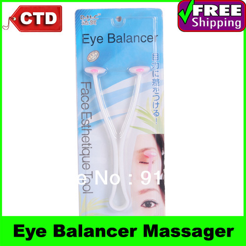 Massaging Electric Eye Beauty Eye Massager, Eye Balancer, Face Esthetique Tool