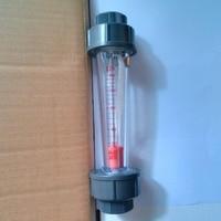LZS 50 0 6 6m3 H Plastic Tube Type Series Rotameter Flow Meter Tools Measurement Analysis