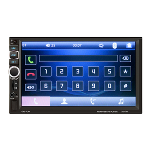 Image 2 - HEVXM 7031TM 2 Din Touch Screen Car MP5 Player  Universal Auto Radio Stereo Car Audio Video Multimedia Player  Mirror link