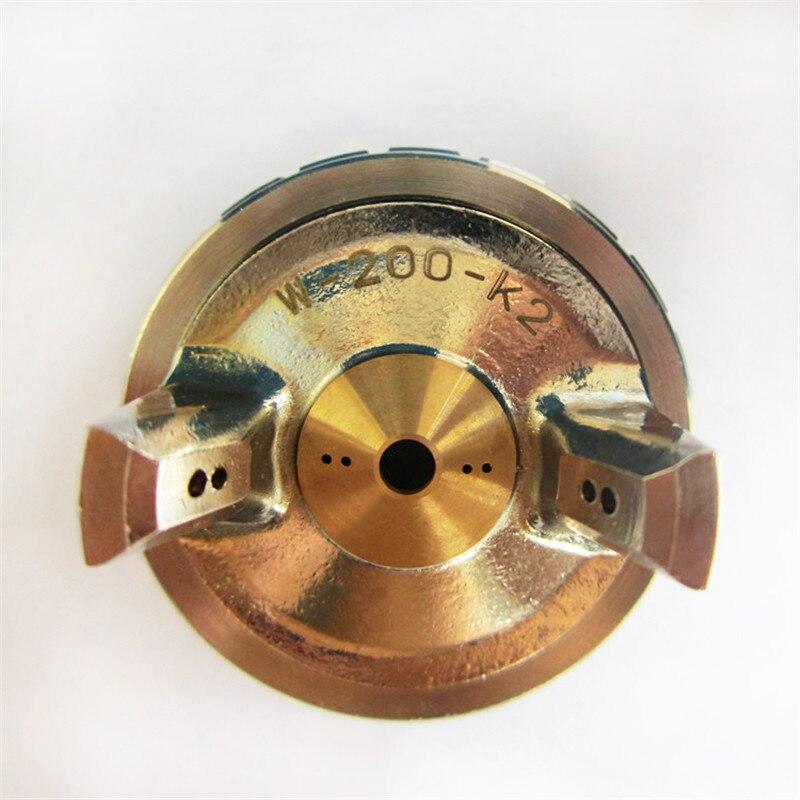Japan Iwata Quality Goods W 200 Atomization Hat Spray Cover Gun Parts Original Binding Head