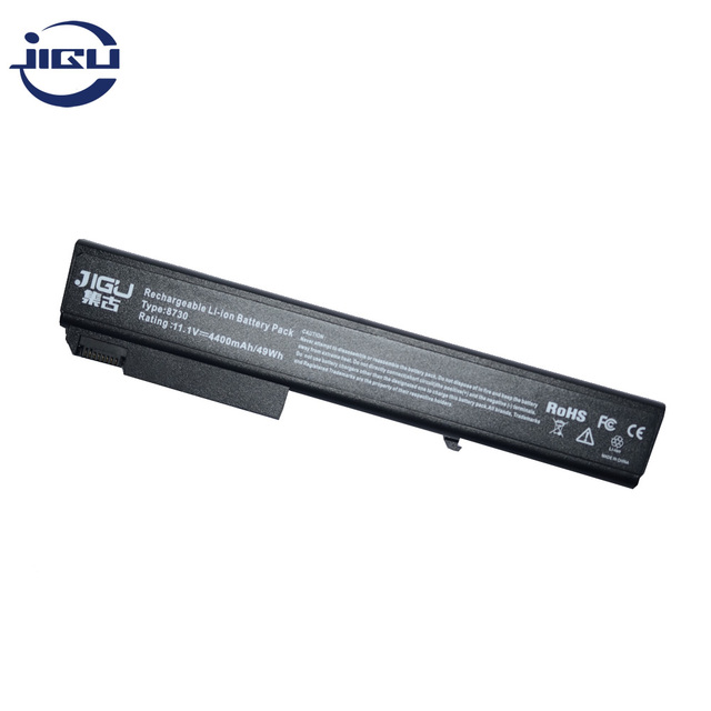 JIGU Laptop Battery For HP EliteBook 8530p 8530w 8540p 8540w 8730p 8730w 8740w 6545b 501114 001 HSTNN OB60 AV08XL BS554AA