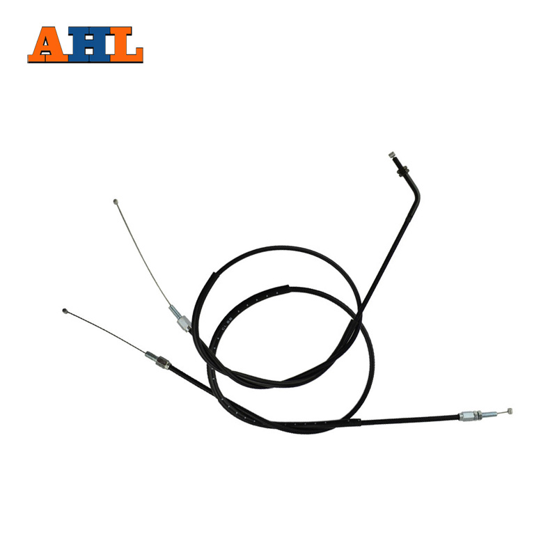 все цены на AHL High Quality Brand New Motorcycle Accessories Throttle Line Cable For KAWASAKI KLX250 KLX 250 1992-2007