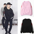 Kpop BTS WINGS bulletproof clothes youth club JIMIN JIMIN V jintai heng with fleece