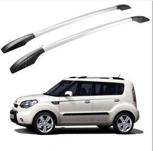 2x Aluminum Car Roof Rack/Luggage Rack Roof Racks OEM Suv Car Top Luggage