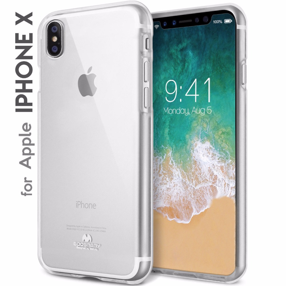 iphone xr jelly case clear