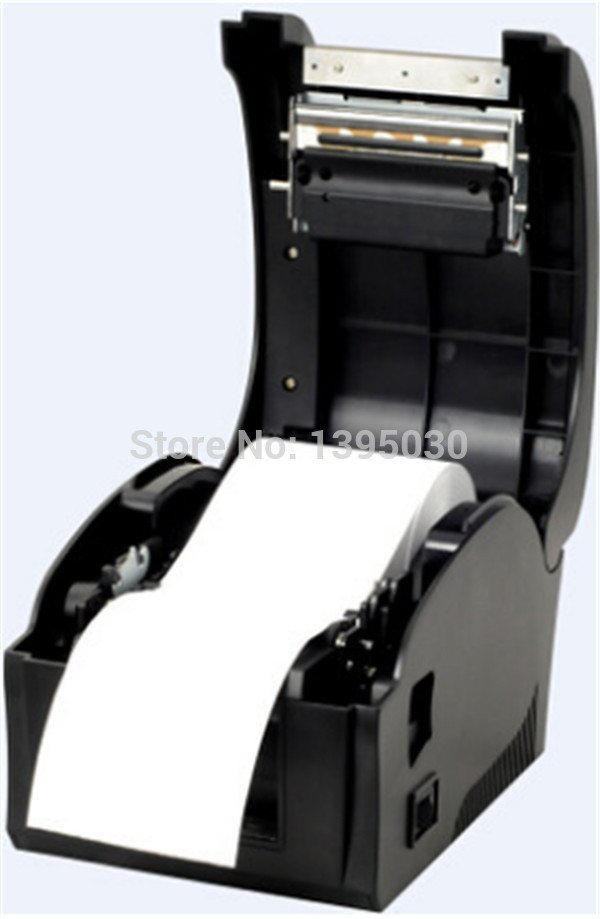 ФОТО 8ps/lot  XP-360B thermal label printer/without Automatic Peeler Function/USB communication interface