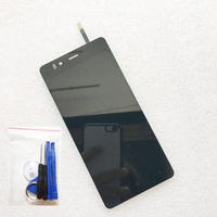 New For Highscreen Ice2 Ice 2 LCD Display Touch Screen Digitizer Assembly Replacement Parts Tracking Number