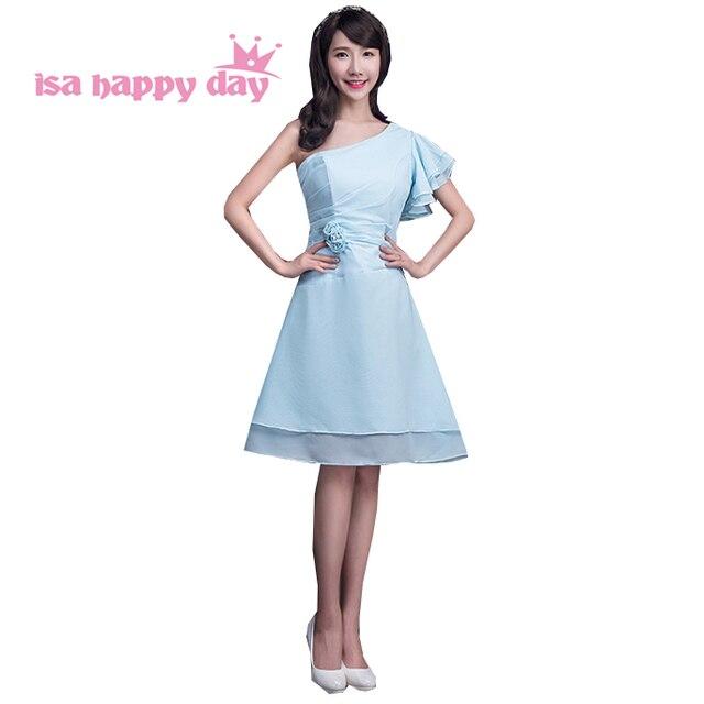 fashion women ladies elegant plus size light blue lace up back ...