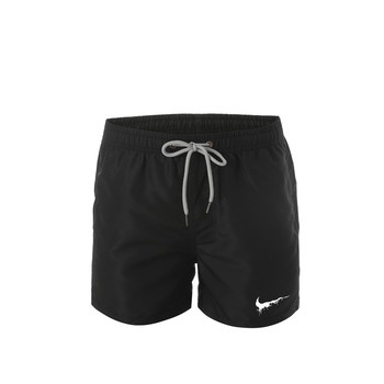 2019 new Mens Gym Fitness Shorts Run Jogging Sports Loose Cool Quick Dry Bodybuilding Sportswear Male Short Pants Men's Casual Shorts