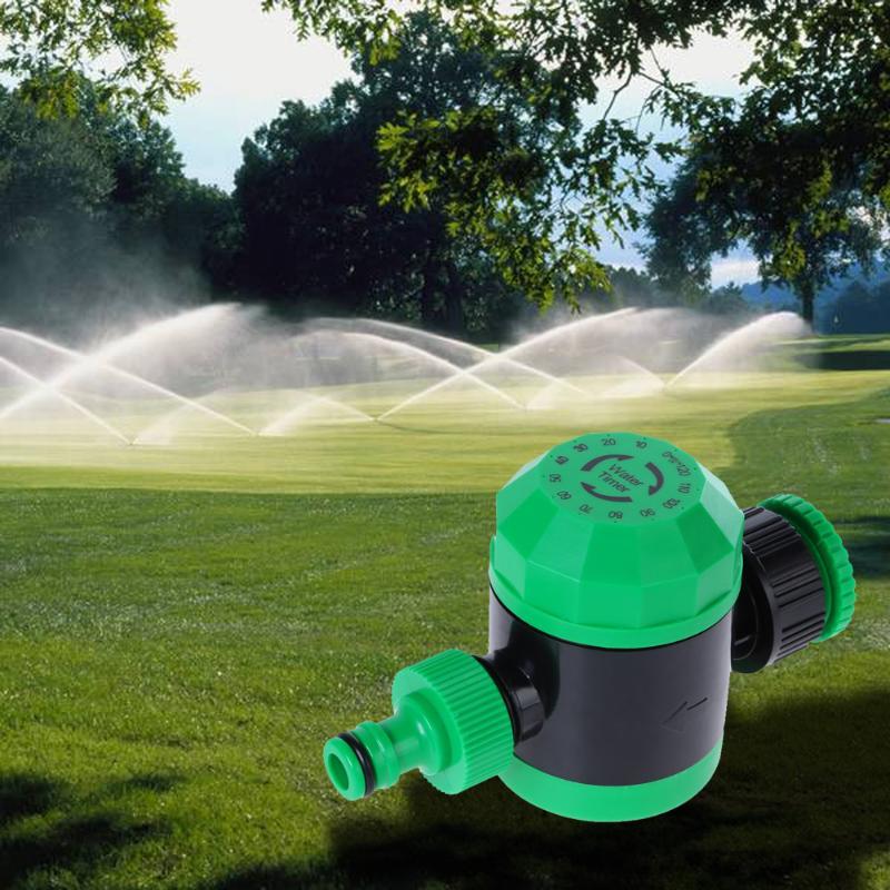 Garden Automatic Water Timer 2 Hour Mechanical Water Timer Home Garden Irrigation Controller Program System Sprinkler