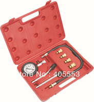 AUTO DIESLE ENGINE TESTING TOOLS COMPRESSION PRESSURE TESTER DETECTOR KIT WT04106