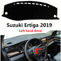 TAIJS левосторонняя накладка приборной панели автомобиля для Suzuki ertiga 2019 защита от пыли Автомобильная приборная панель коврик для Suzuki ertiga 19