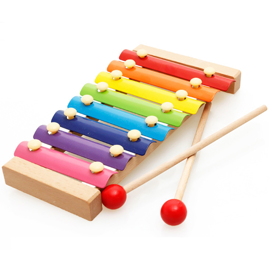 Learning Education Cute 8-Note Xylophone Preschool Toddler Toy Musical Instruments For Children 8 Tone provision of primary education for pastoral nomad afar children page 8