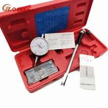 Calibrador de calibre de motor, indicador de cilindro de motor de 18-35mm, 35-50mm, 50-160mm, 0,01mm, tige de connexion, rallonge