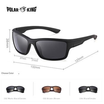 7713b34db3abb POLARKING Men s Polarized Sports Sunglasses POLARKING Men s Polarized  Sports Sunglasses