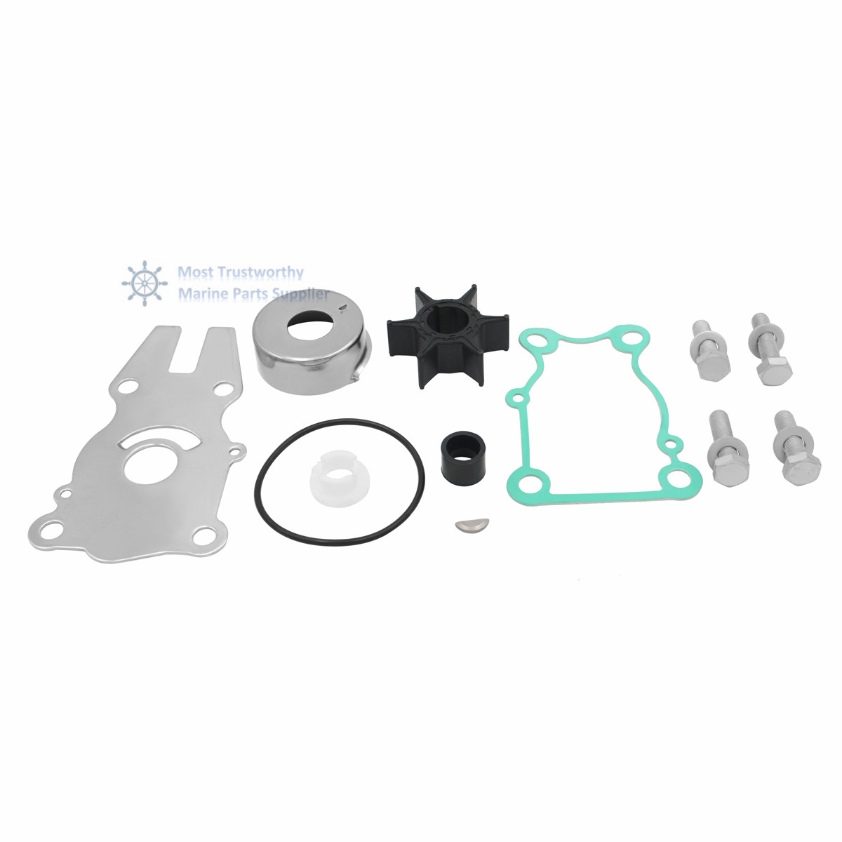Water-Pump-Impeller-Repair-Kit-for-yamaha-F40-F50-F60hp-Outboard-63D-W0078-01-00