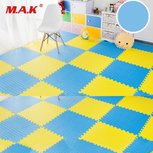 купить 12pcs/18pcs/set EVA Foam playma Baby Play Mat tapete infantil Baby crawling mat Soft baby mat playmat Blanket Speelkleed по цене 1432.24 рублей