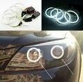 Для BYD S6 2011-2014 Отлично Ультра-яркий лампы подсветки CCFL Angel Eyes kit Halo Кольцо angel eyes kit