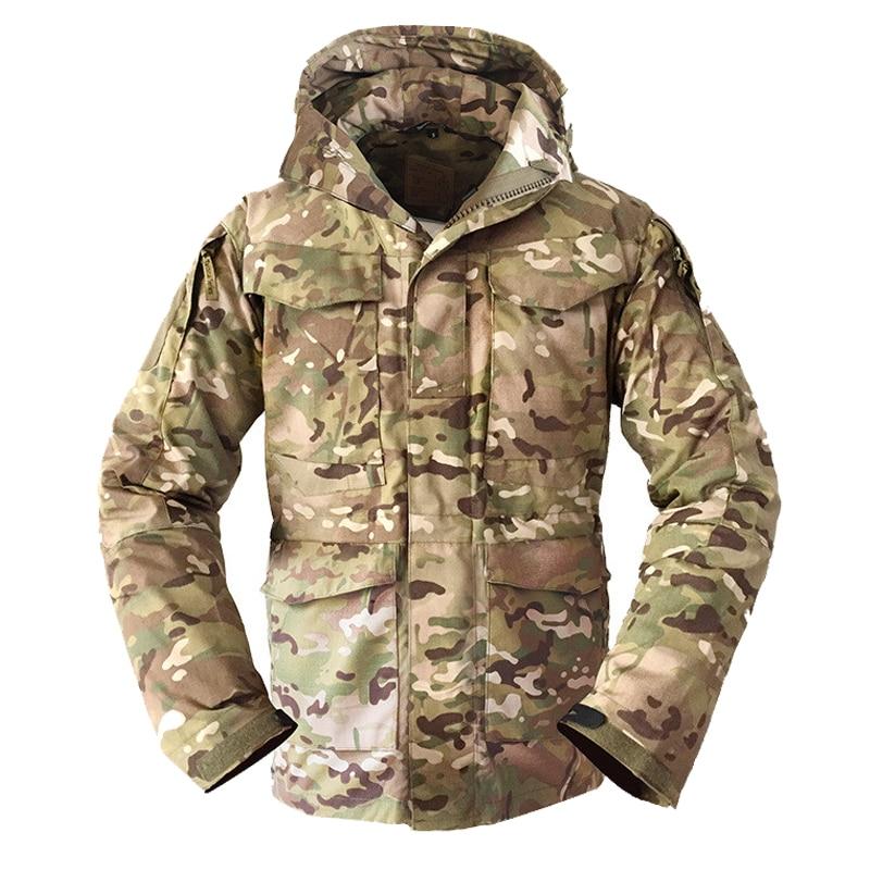 SIMWOOD 2019 Winter Men Jackets Fashion Casual Thick Short Jackets Warm Oxford Hoodie Trucker Coats Outwear