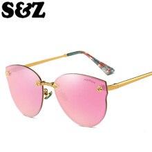 Поляризованные очки Для женщин HD для вождения Солнцезащитные очки для женщин Мода кошачий глаз uv400 зеркало очки Лето г. Модные женские
