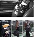 Multifunción Impermeable Auto Car Seat Organizador Del bolso Del bolso de Almacenamiento Portátil Bolsas de Asiento de Coche de Vuelta Bolsa de Almacenamiento Portátil Plegable