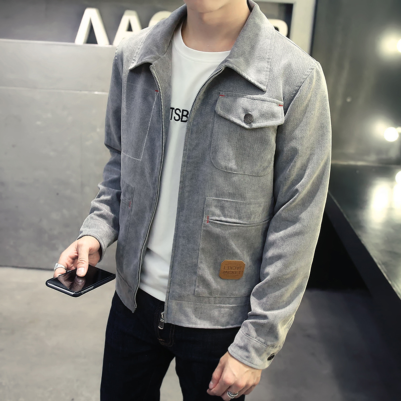 Cheap Wholesale 2019 New Spring Summer Autumn Hot Selling Men's Fashion Casual Work Wear Nice Jacket MP435