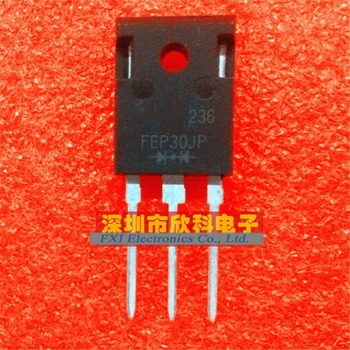 Free shipping 5pcslot FEP30JP FEP30 30A 600V fast recovery diode TO-247 original authentic