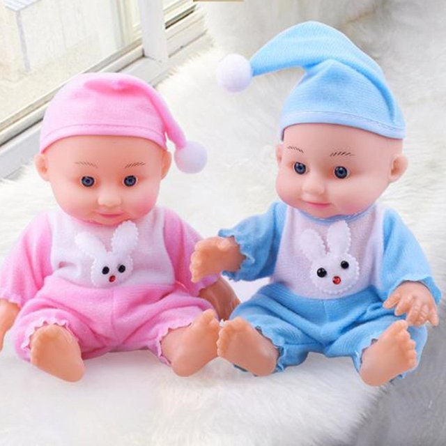 Simulated Cute  Soft Silicone Body Doll/Toy
