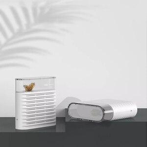 Image 5 - يوبين سوثينغ جهاز لإزالة الرطوبة من الهواء 150 مللي قابلة لإعادة الشحن مجفف هواء جهاز امتصاص الرطوبة