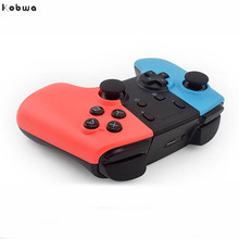 Game Controller For Nintend Switch Controller Wireless Gamepad For PC Switch Controller Bluetooth Joystick wireless bluetooth game controller for nintend switch gamepad joystick for moblie phone games joystick
