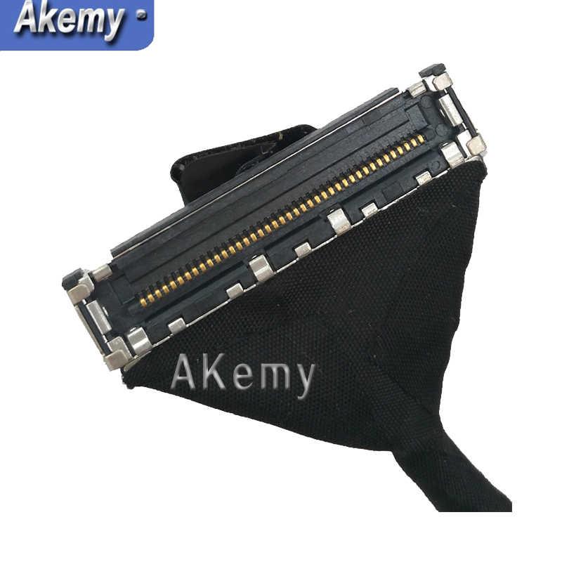 Yeni LVDS LED asus için kablo K56 K56C K56CM K56CA K56CB K56E S56 S56C A56 Laptop LCD VIDEO kablosu 14005-00600000 1422-019W000
