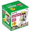 Original fuji fujifilm instax mini película 8 borde blanco papeles fotográficos para compartir sp-1 cámara instantánea polaroid 7 s 90 25 55 50 hojas