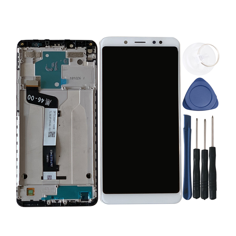 "Image 5 - Original M&Sen For 5.99"" Xiaomi Redmi Note 5 Redmi Note 5 Pro LCD Screen Display With Frame+Touch Screen Panel Digitizer-in Mobile Phone LCD Screens from Cellphones & Telecommunications"