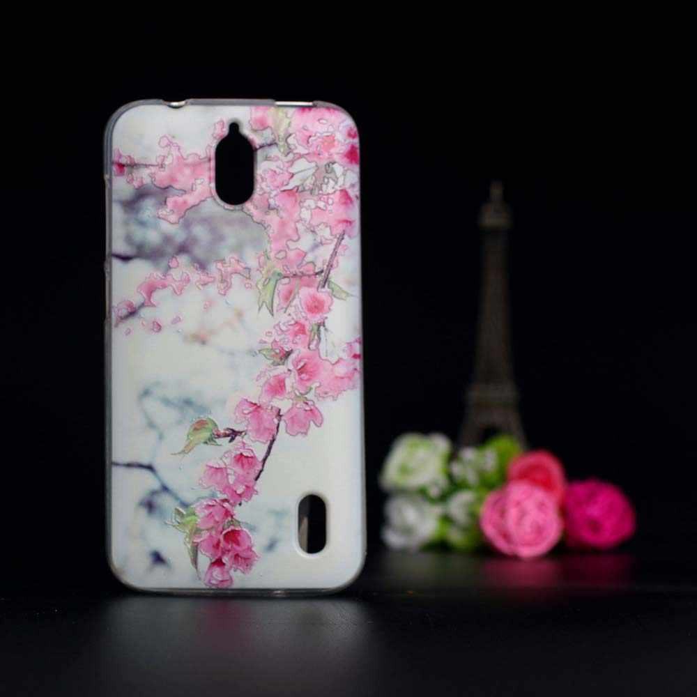 8501a645908 ... Silicone Case Cover For Huawei Ascend Y625 TPU Soft 3D Relief Printing  Cover Case For Huawei ...