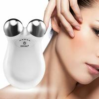 Mini EMS Microcurrent Face Lift Massage Machine Tightening Skin Rejuvenation Spa Facial Wrinkle Remover Device Beauty Massager