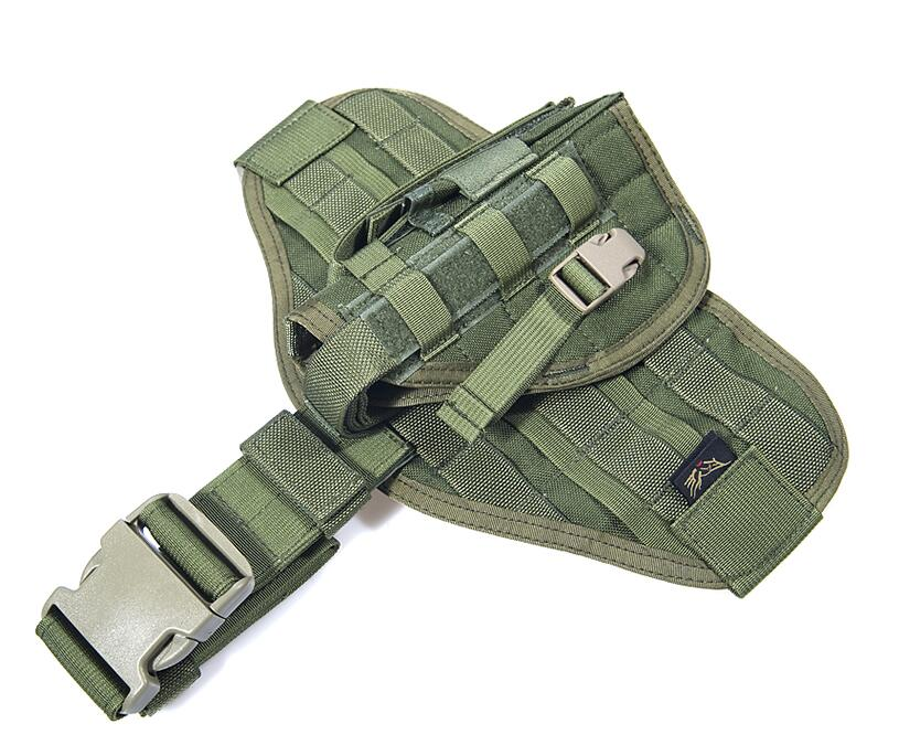 Free shipping In stock FLYYE genuine MOLLE  Pistol Holster Ver.1 HR-B004 free shipping ltc2362 ltc2362cts8 sot23 8 goods in stock and new original