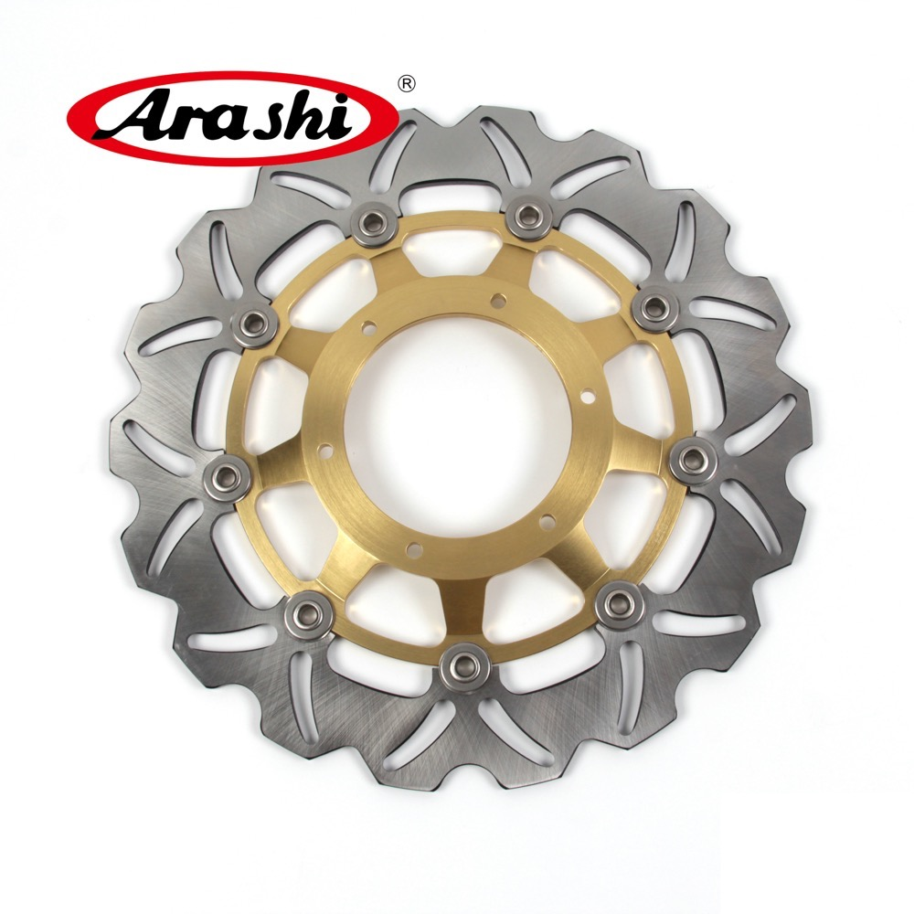 ARASHI Front Brake Disc For HONDA CBR R 250 11-13 CNC Brake Disks Rotors CBR 250R CBR250R CBR-R 250 2011 2012 2013 цены онлайн