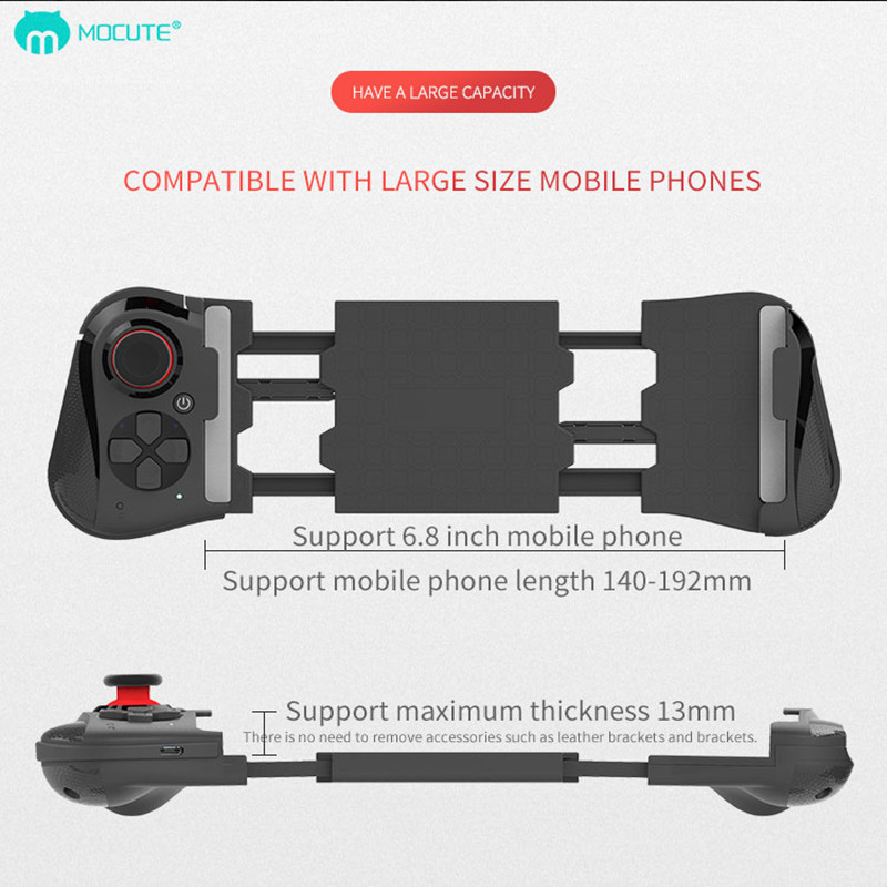 Mocute 058 Wireless Game pad Bluetooth Android Joystick VR