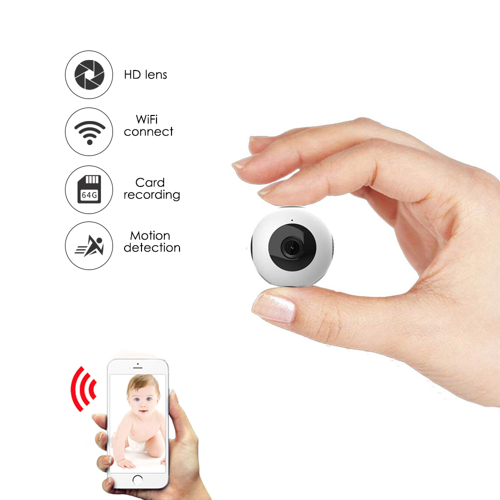 все цены на New CCTV Wifi P2P IP 720P HD Mini Camera Wireless Action Cam Bike IR Night Vision Camera Mini DV DVR Camera Video Voice Recorder